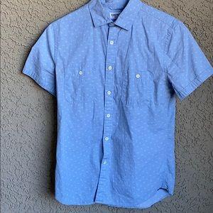 Express Soft wash Seagulls Button Shirt